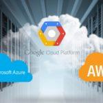 AWS vs Google vs Azure