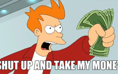 Shut up and take my money! – How site performance affects revenue