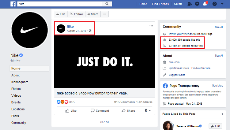 old-posts-on-facebook-example Social Media Mistakes