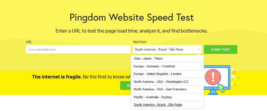 pingdom-speed-test Know It's Time to Migrate
