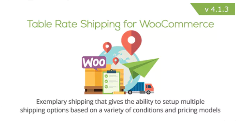 table-rate-shipping-for-woocommerce Must Have WooCommerce Plugins