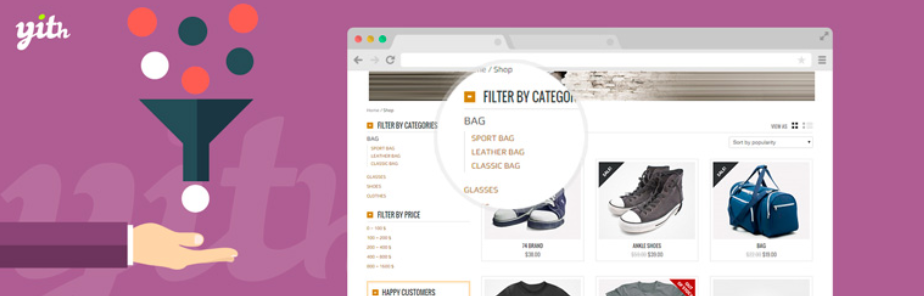 yith-woocommerce-ajax-product-filter Must Have WooCommerce Plugins